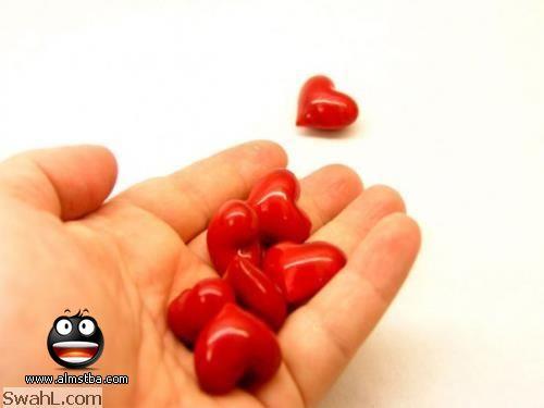 بالصور انت في قلبي , صور قلوب روعه 5784 4