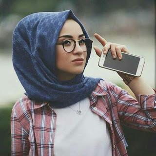 صورة صور بنت محجبه , خلفيات احلي بنت محجبه