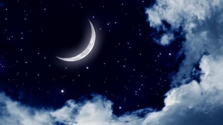 صورة صور عن القمر , خلفيات للقمر رائعه