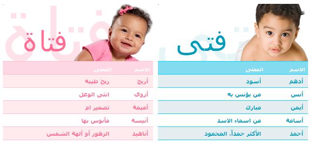 صورة اسماء اولاد ومعانيها , احدث اسماء ولاد جميله