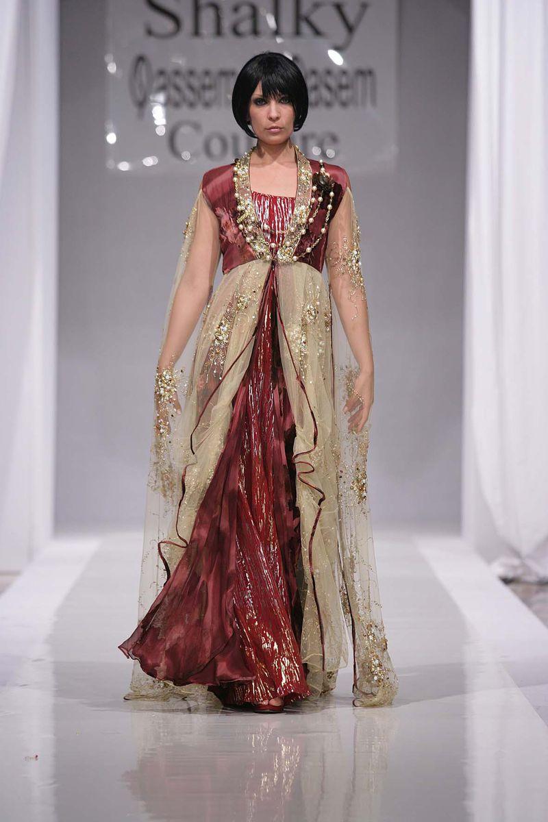 صورة دراعات كويتية , تصاميم لبس كويتي رائع