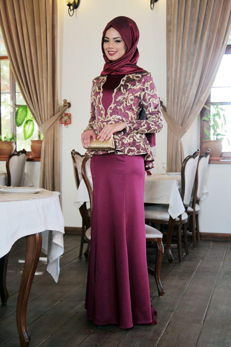 بالصور ملابس خروج للبنات المحجبات , موديلات حديثه لملابس الخروج للفتاة المحجبه 6566 2