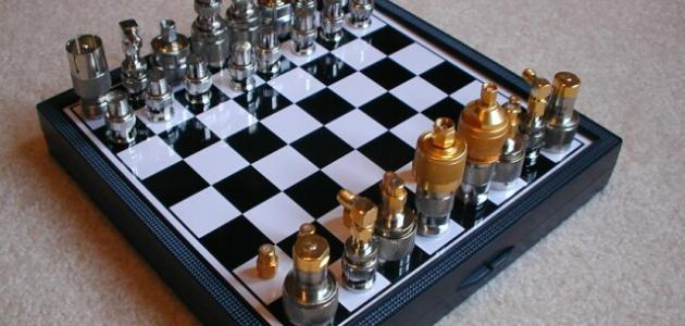 صور كيفية لعب الشطرنج , اهم قواعد لعبه الشطرنج