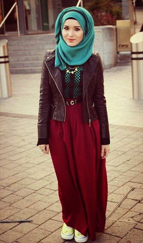 4a09b9353261c صور حجاب فاشون