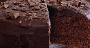 طريقة عمل الكيك بالشوكولاتة سهلة , اسهل الطرق لعمل كيكه الشيكولاته حلوة اوي