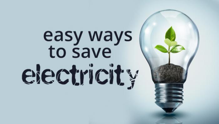 صور ترشيد استهلاك الكهرباء , بعض الطرق التي تساعدك لترشيد الكهرباء