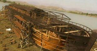 صوره سفينة نوح عليه السلام , معلومات هامه عن سفينه نوح عليه السلام