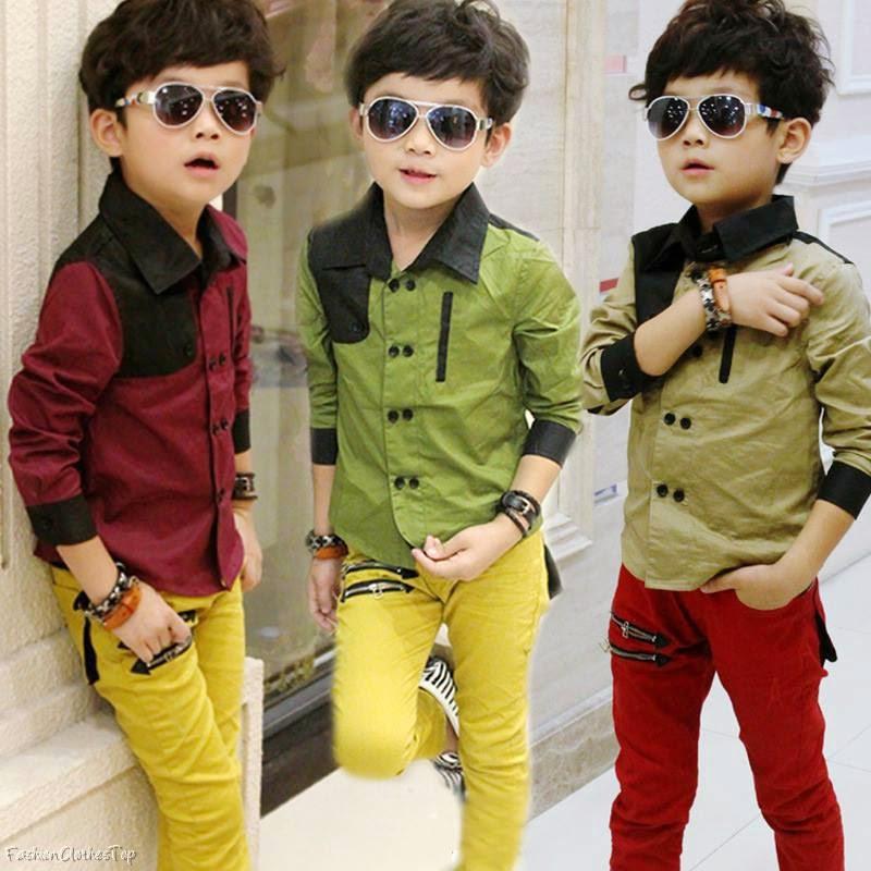 بالصور ملابس اطفال اولاد , مجموعه من ملابس الاولاد الصغار اخر شياكه 6732 6