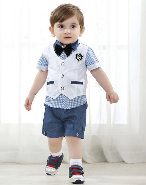 بالصور ملابس اطفال اولاد , مجموعه من ملابس الاولاد الصغار اخر شياكه 6732 7