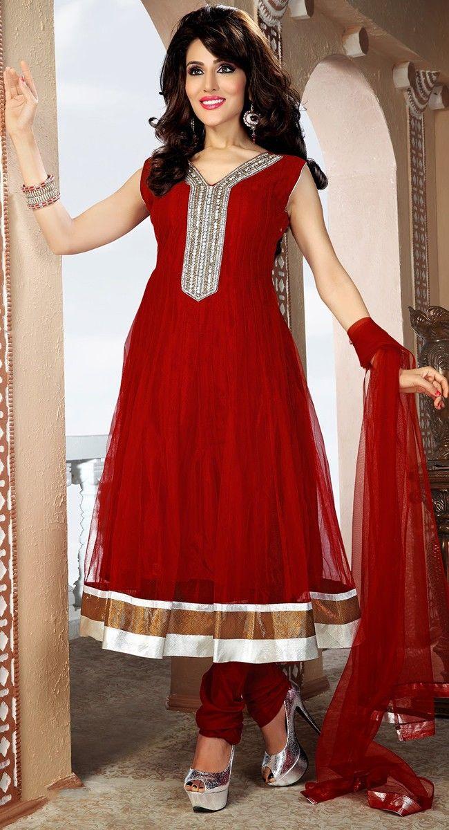 بالصور ازياء هندية , جمال التصميمات في الازياء الهنديه 6739 10