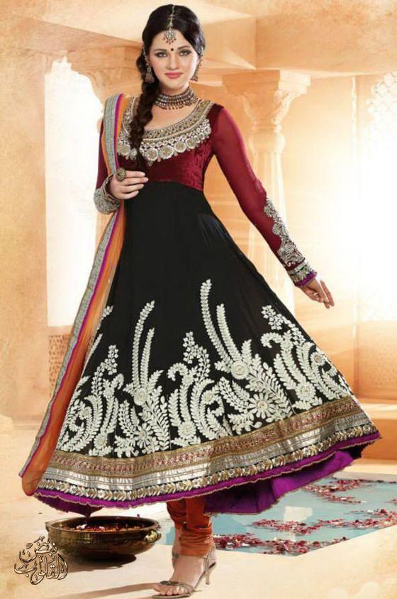 بالصور ازياء هندية , جمال التصميمات في الازياء الهنديه 6739 6
