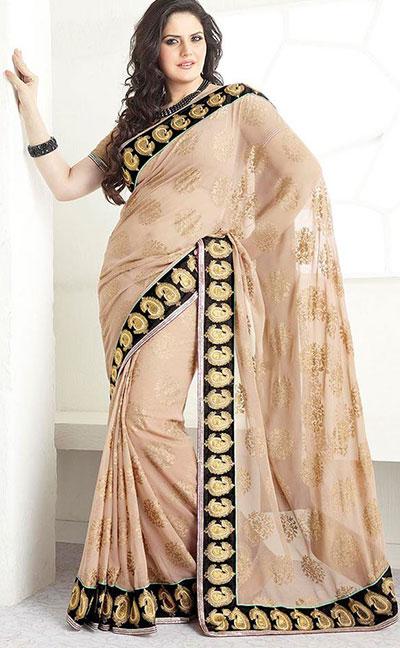 بالصور ازياء هندية , جمال التصميمات في الازياء الهنديه 6739 7