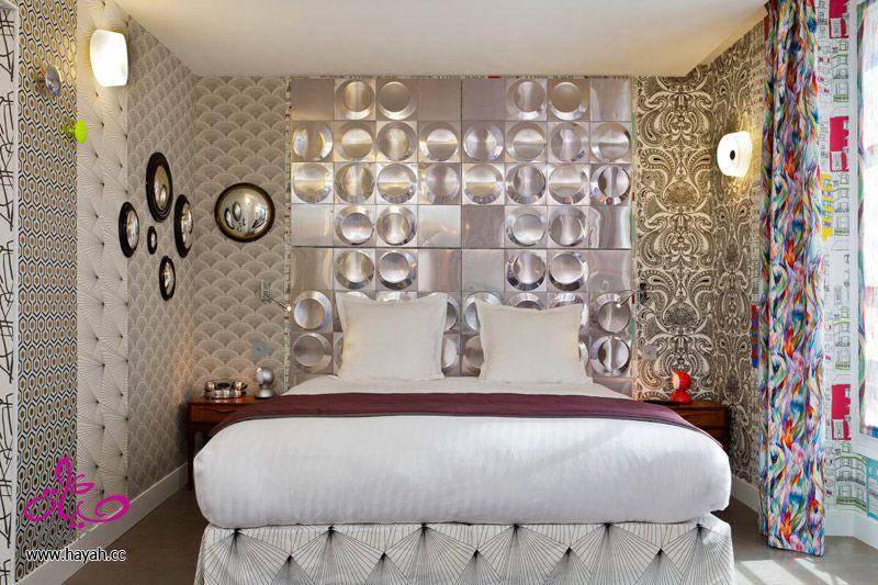 صوره فنون في غرفة النوم , احدث ديكورات و تابلوهات مودرن