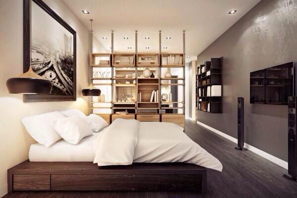 بالصور فنون في غرفة النوم , احدث ديكورات و تابلوهات مودرن 2709 9