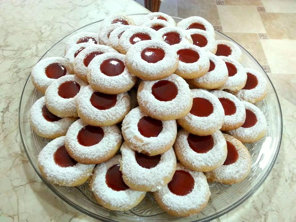 صورة حلويات مغربية سهلة التحضير , الحلويات السريعة من المطبخ المغربي