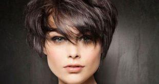 صوره انواع قصات الشعر , احدث اشكال قصات الشعر