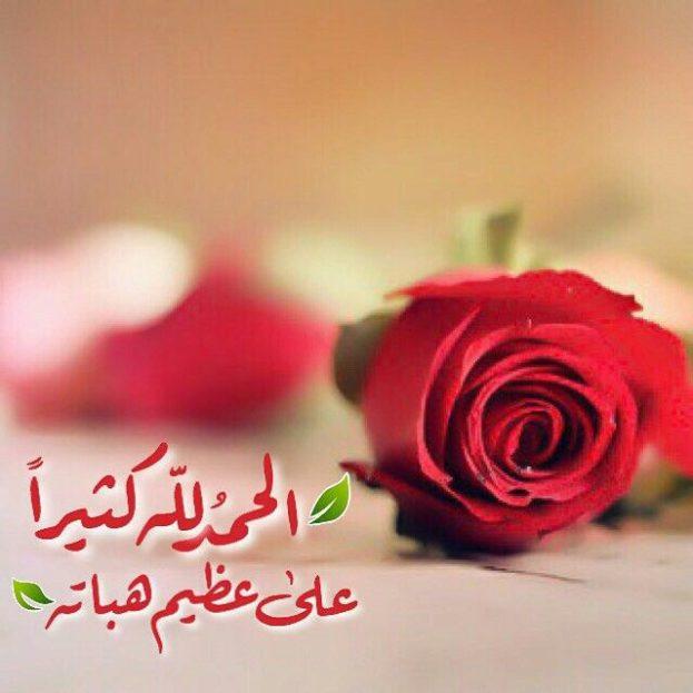 صورة صور عن الحمد , اجمل صور مكتوب عليها الحمد الله