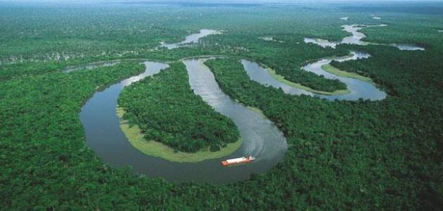 بالصور اكبر نهر في العالم , تعرف على اعظم الانهار 119 2
