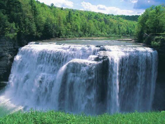 بالصور اكبر نهر في العالم , تعرف على اعظم الانهار 119 7