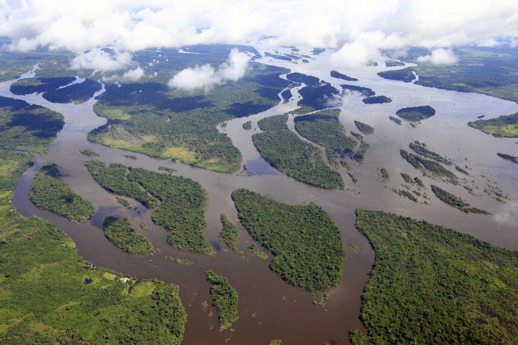 بالصور اكبر نهر في العالم , تعرف على اعظم الانهار 119 8