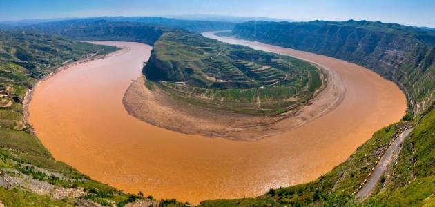 بالصور اكبر نهر في العالم , تعرف على اعظم الانهار 119 9