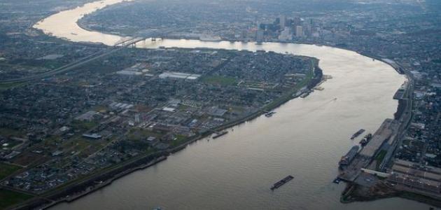صورة اكبر نهر في العالم , تعرف على اعظم الانهار