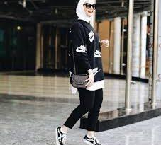 بالصور ملابس شتوية للمحجبات , اجمل الملاب للشتاء للمحجبات 1229 12 227x205
