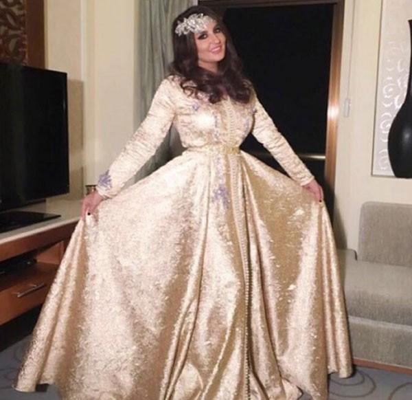 بالصور قفطان تونسي , ازياء تونسية للعروس وهم 124 10