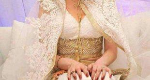 صورة قفطان تونسي , ازياء تونسية للعروس وهم