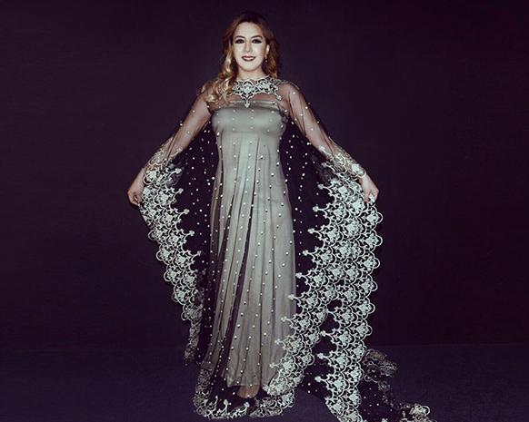 بالصور قفطان تونسي , ازياء تونسية للعروس وهم 124 4