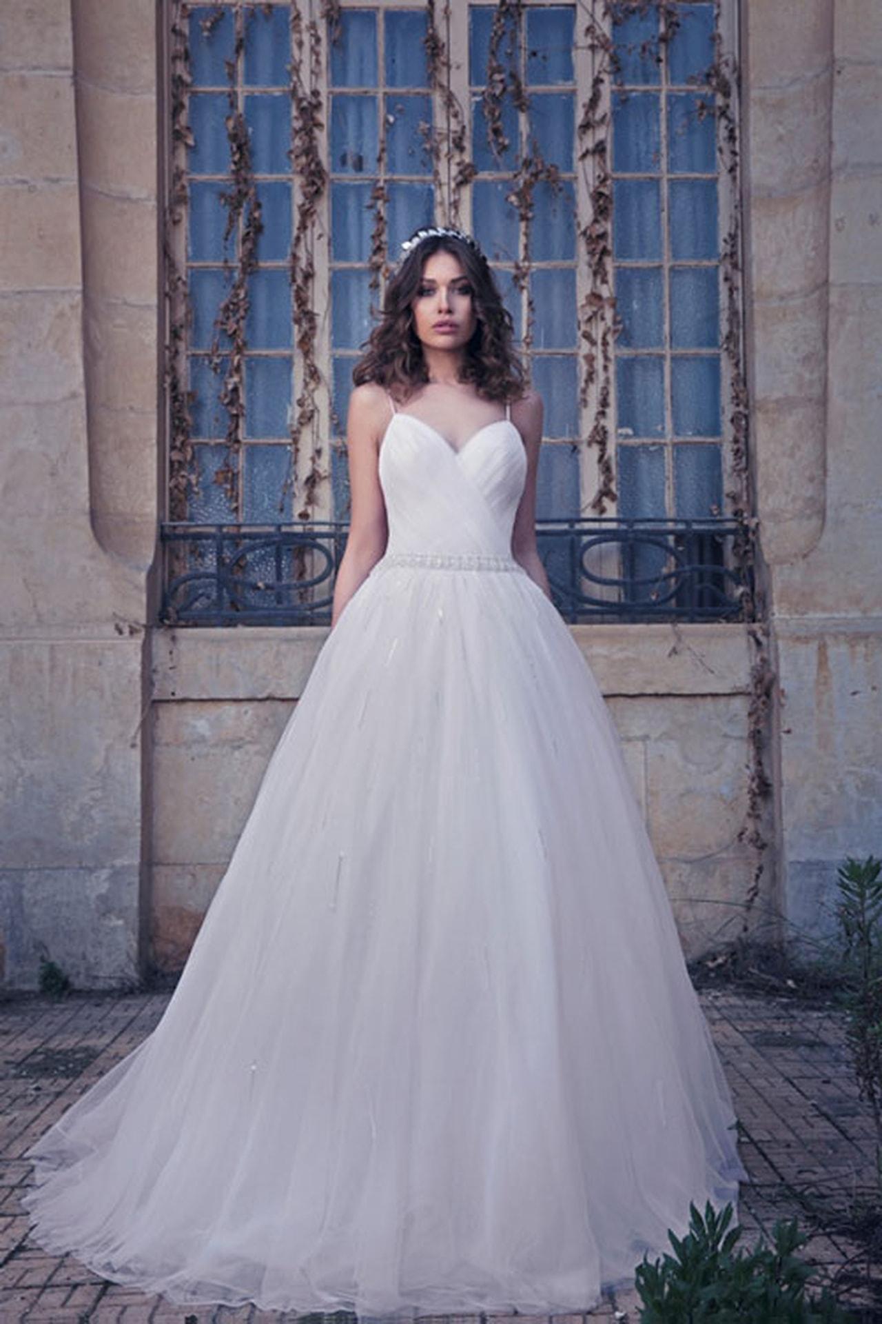 بالصور صور بدلات اعراس , فستان زفاف لا يقاوم جماله 125 3