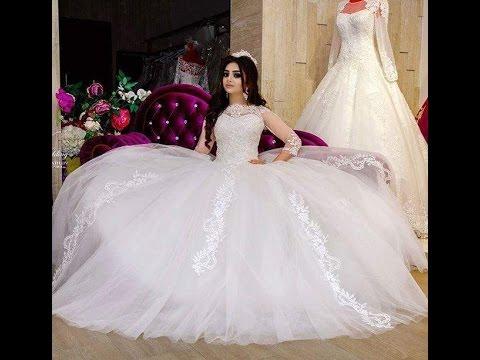 بالصور صور بدلات اعراس , فستان زفاف لا يقاوم جماله 125 5