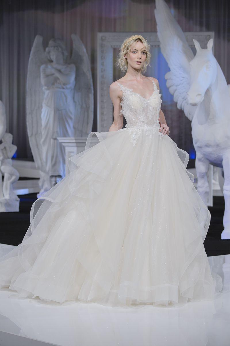 بالصور صور بدلات اعراس , فستان زفاف لا يقاوم جماله 125 8