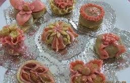 صوره حلويات جزائرية بالصور سهلة التحضير , اجمل الحلويات الجزائريه