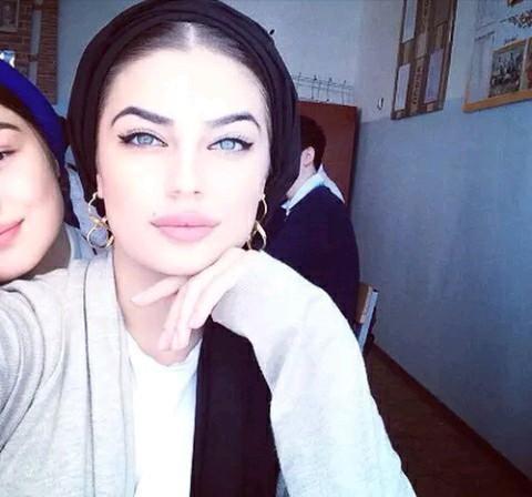 بالصور الجمال الشيشاني , اجمل شباب وبنات من الشيشان 1281 10