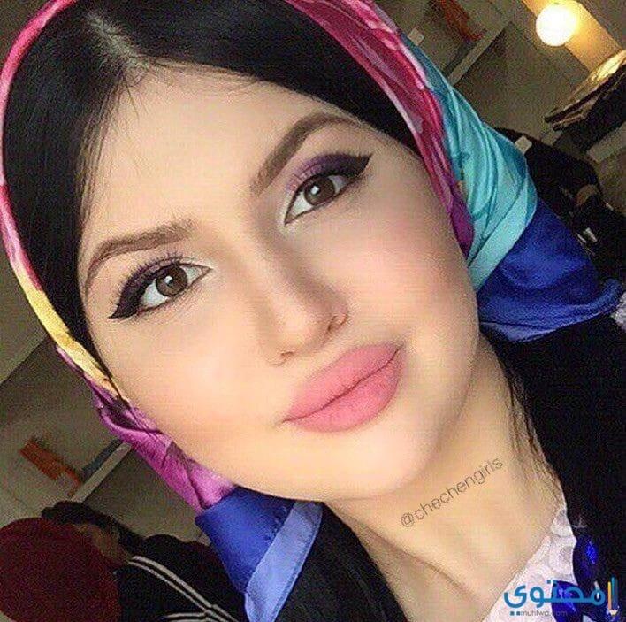 بالصور الجمال الشيشاني , اجمل شباب وبنات من الشيشان 1281 3