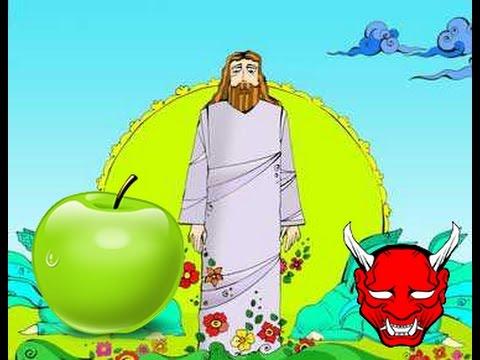 صوره قصة ادم وحواء , حكايه ادم عليه السلام