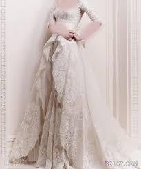 بالصور فساتين زفاف زهير مراد 2019 , اجمل فساتين زفاف 1293 6
