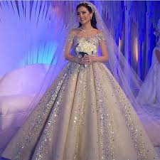 بالصور فساتين زفاف زهير مراد 2019 , اجمل فساتين زفاف 1293 9