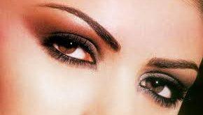 صور مكياج عيون خليجي , مكياج رائع للعيون