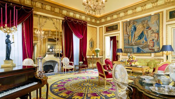 صورة غرفة في روما , اجمل غرف فى روما