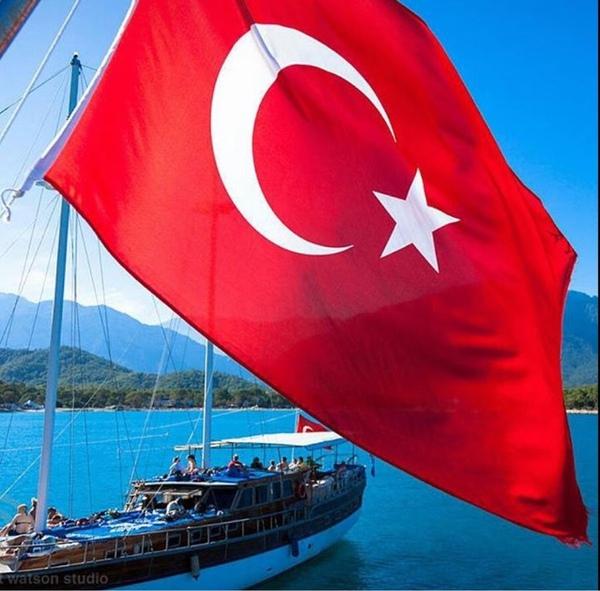 بالصور صور علم تركيا , صور روعه للعلم التركي 2321 7