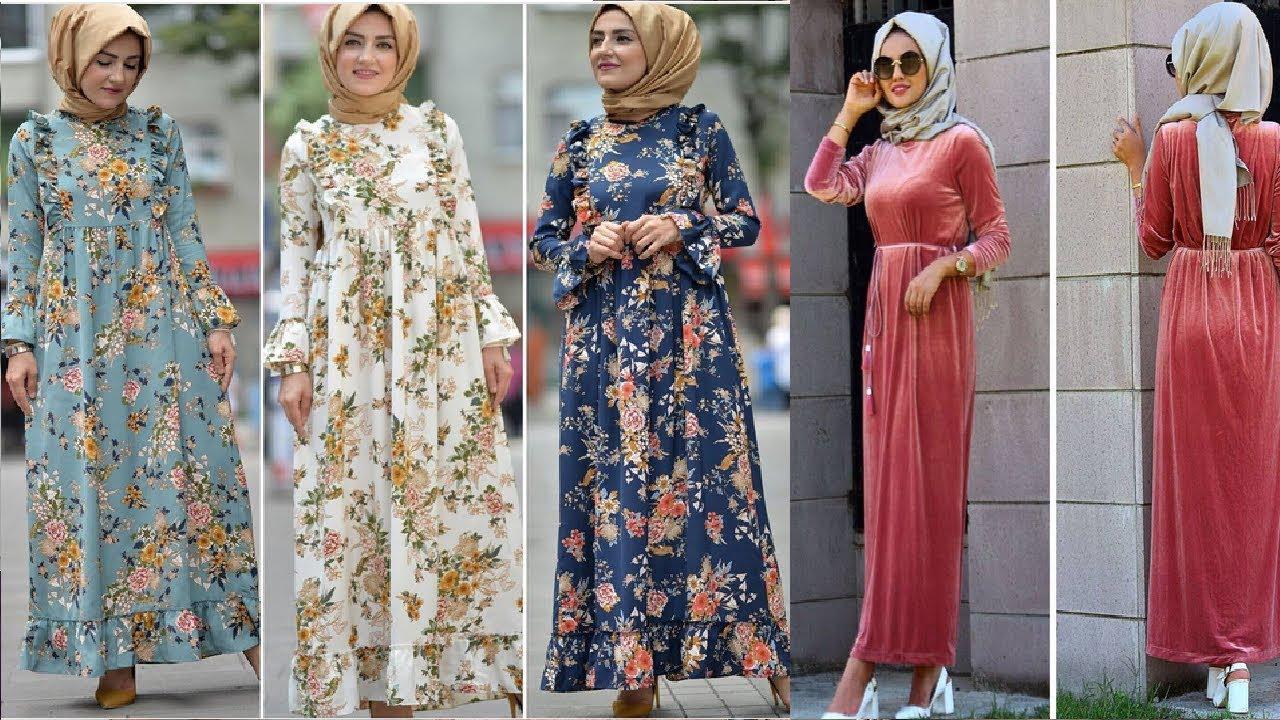 صوره حجابات 2018 , اجدد تشكيلة ستايلات حجاب 2018