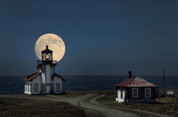 صوره صور للقمر , اجمل صور القمر