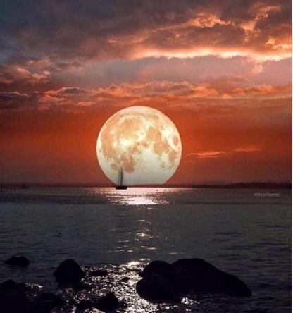 بالصور صور للقمر , اجمل صور القمر 2521 3
