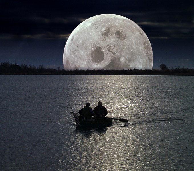 بالصور صور للقمر , اجمل صور القمر 2521 4