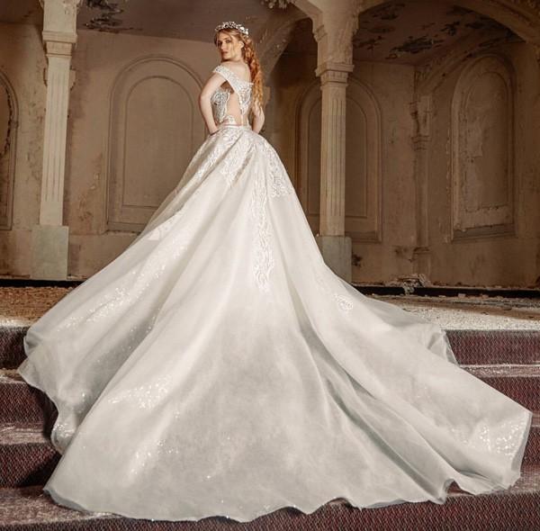 صوره فساتين اعراس فخمه , افخم موديلات فساتين زفاف