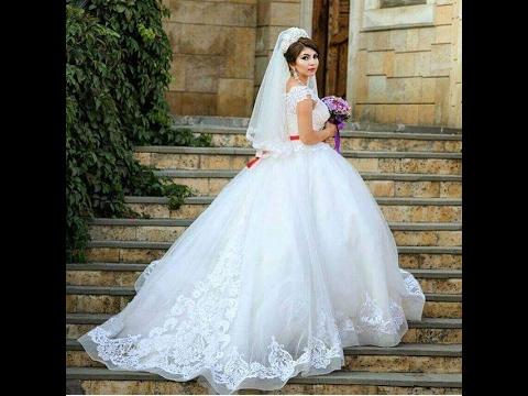 بالصور فساتين اعراس فخمه , افخم موديلات فساتين زفاف 2533 11