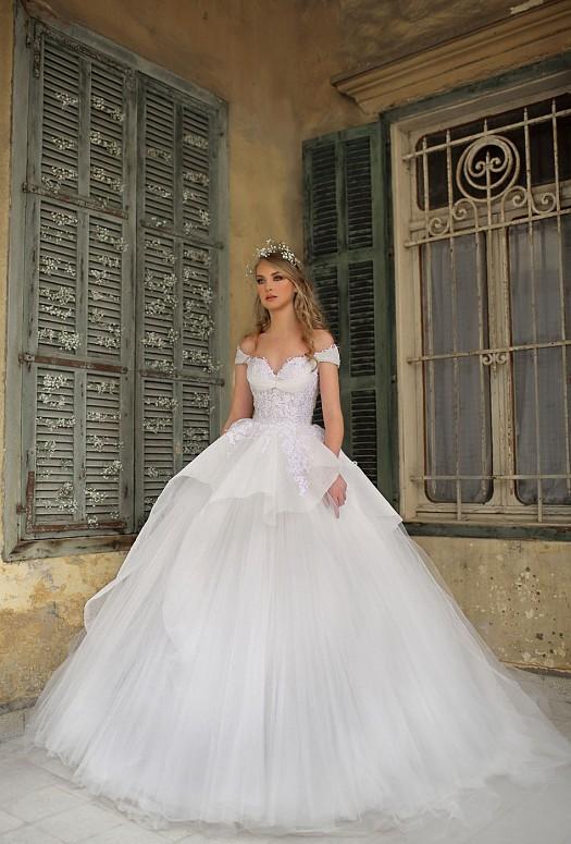 بالصور فساتين اعراس فخمه , افخم موديلات فساتين زفاف 2533 5