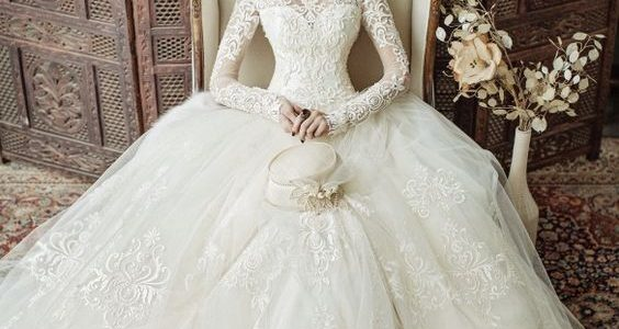 بالصور فساتين اعراس فخمه , افخم موديلات فساتين زفاف 2533 8